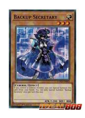 Backup Secretary - COTD-EN002 - Common - 1st Edition