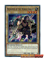 Beckoned by the World Chalice - COTD-EN020 - Common - 1st Edition