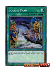 Boogie Trap - COTD-EN064 - Common - 1st Edition