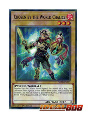 Chosen by the World Chalice - COTD-EN019 - Common - 1st Edition