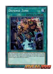 Defense Zone - COTD-EN066 - Common - 1st Edition