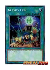 Gravity Lash - COTD-EN063 - Common - 1st Edition