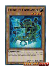 Launcher Commander - COTD-EN004 - Common - 1st Edition