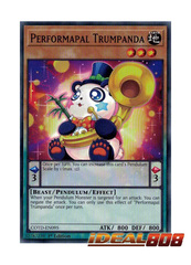 Performapal Trumpanda - COTD-EN095 - Common - 1st Edition