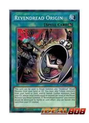 Revendread Origin - COTD-EN084 - Common - 1st Edition