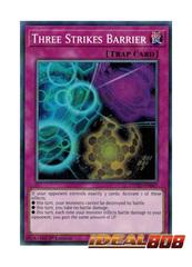 Three Strikes Barrier - COTD-EN067 - Common - 1st Edition