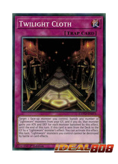 Twilight Cloth - COTD-EN073 - Common - 1st Edition