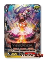 Ancient Dragon Flame Maiden - PR/0350EN - PR (FOIL)