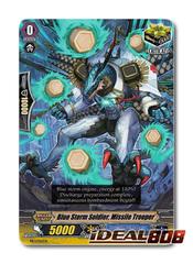 Blue Storm Soldier, Missile Trooper - PR/0362EN - PR (FOIL)
