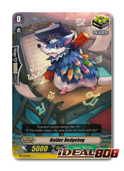 Holder Hedgehog - PR/0364EN - PR (FOIL)
