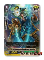 Night Queen Musketeer, Daniel - PR/0365EN - PR (FOIL)