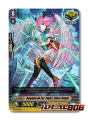 Regalia of Far-sight, Clear Angel - PR/0347EN - PR (FOIL)