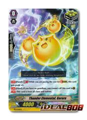 Thunder Elemental, Gororo - PR/0366EN - PR (FOIL)