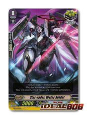 Star-vader, Weiss Soldat - PR/0355EN - PR (FOIL)