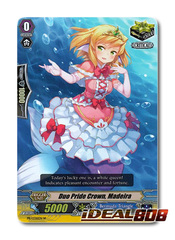 Duo Pride Crown, Madeira (White) - PR/0361EN-W - PR (FOIL)