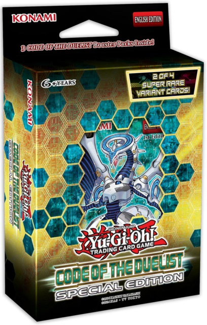 Code of the Duelist Special Edition SE Pack