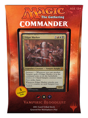 Commander 2017: Vampiric Bloodlust (Red / White / Black)