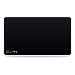 Ultra Pro Solid Color Playmat - Black (#84082)