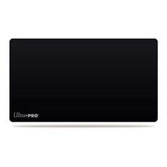 Ultra Pro Solid Color Playmat - Black (#84082)