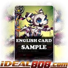 Black Dragon, Dubie [X-BT02A-CP03/0018EN RR (FOIL)] English