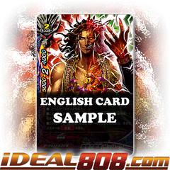 Source of Demonic Dragon, Zahhak [X-BT02A-CP03/0025EN R (Glossy)] English