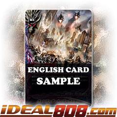 Vendidart Disaster [X-BT02A-CP03/0034EN R (FOIL)] English