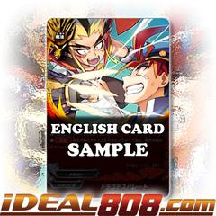 Dragodesperate [X-BT02A-SS01/0021EN C (FOIL)] English