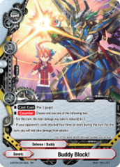 Buddy Block! [S-BT04/0018EN RR (FOIL)] English