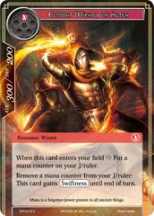 Combat Wizard of Altea [CFC-019 C (Foil)] English