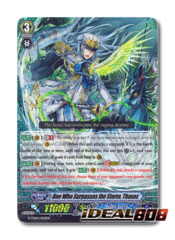One Who Surpasses the Storm, Thavas - G-TD04/002EN - RRR (Foil ver.)