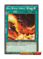 Big Wave Small Wave - SBAD-EN032 - Common - 1st Edition