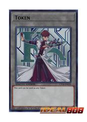 Kaiba Token - CT14-EN010 - Ultra Rare - Limited Edition