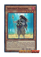 Shiranui Solitaire - MP17-EN082 - Ultra Rare - 1st Edition
