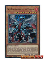 True King Agnimazud, the Vanisher - MP17-EN080 - Ultra Rare - 1st Edition