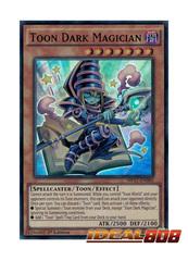 Toon Dark Magician - MP17-EN083 - Super Rare - 1st Edition