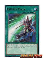 Illusion Magic - MP17-EN101 - Rare - 1st Edition