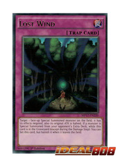 Lost Wind - MP17-EN220 - Rare - 1st Edition