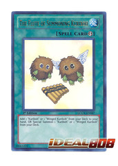 The Flute of Summoning Kuriboh - LCGX-EN087 - Ultra Rare - 1st Edition
