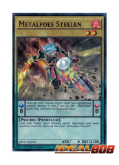Metalfoes Steelen - MP17-EN076 - Common - 1st Edition