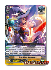 Drip Witch, Rosemary - G-BT11/062EN - C