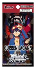 GURREN LAGANN (English) Weiss Schwarz Booster Pack