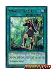 Amazoness Call - LEDU-EN010 - Rare - 1st Edition