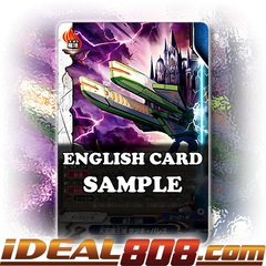 Demon Lord Castle in the Sky, Satsuki Palace [X-BT03A-UB01/0019EN RR (FOIL)] English