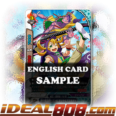 Traveling Mage Duo, Tetsuya & Asmodai [X-BT03A-UB01/0042EN C (FOIL)] English