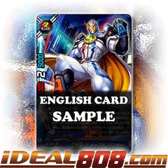 2nd Generation!? Captain Answer [X-BT03A-UB02/0013EN RR (FOIL)] English
