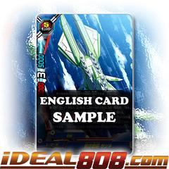 Aerial Battleship, Satsuki [X-BT03A-UB02/0021EN R (FOIL)] English