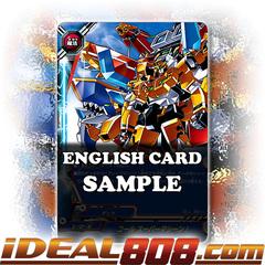 Call, Super Machine! [X-BT03A-UB02/0033EN R (Glossy Pattern)] English