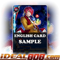 Armor Talisman: Element Control [X-BT03A-UB02/0037EN R (Glossy Pattern)] English
