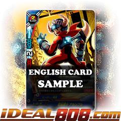 Computer Warrior, Assemble [X-BT03A-UB02/0043EN C (Regular)] English