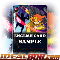 I've Waited For This Moment! [X-BT03A-UB02/0063EN C (FOIL)] English